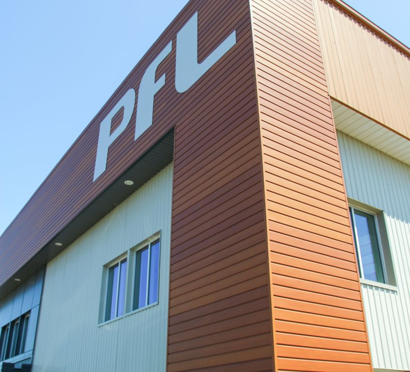 Fabrication PFL